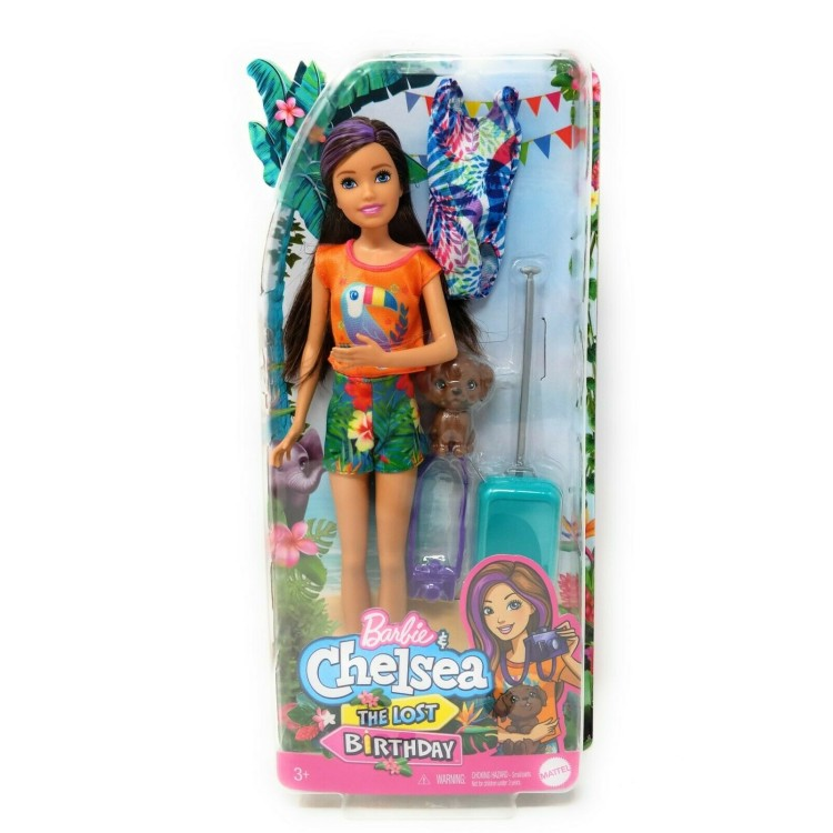 Barbie Lost Birthday Skipper Doll