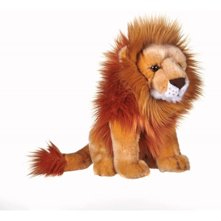 BBC Planet Earth Lion King Soft Toy