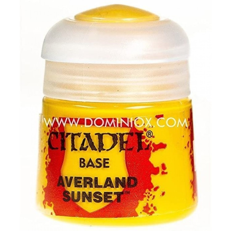 Citadel Base Paint Averland Sunset 12ml