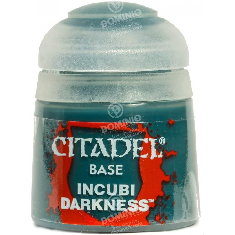 Citadel Base Paint Incubi Darkness 12ml
