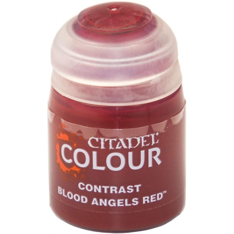 Citadel Contrast Paint Blood Angels Red 18ml