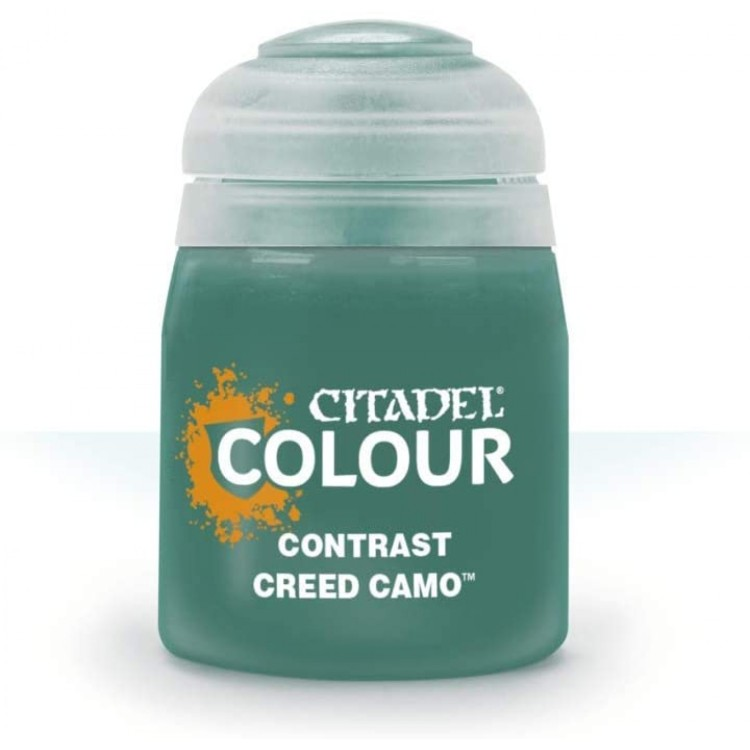 Citadel Contrast Paint Creed Camo 18ml