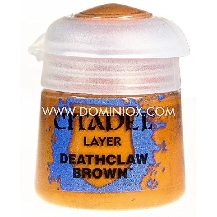 Citadel Layer Paint Deathclaw Brown 12ml