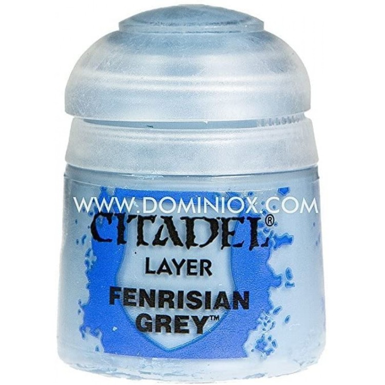 Citadel Layer Paint Fenrisian Grey 12ml