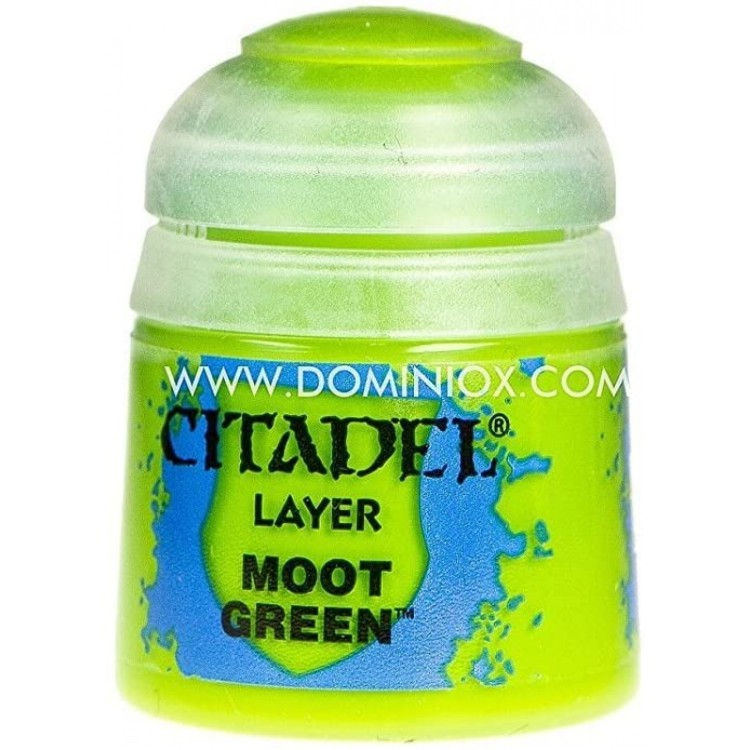 Citadel Layer Paint Moot Green 12ml