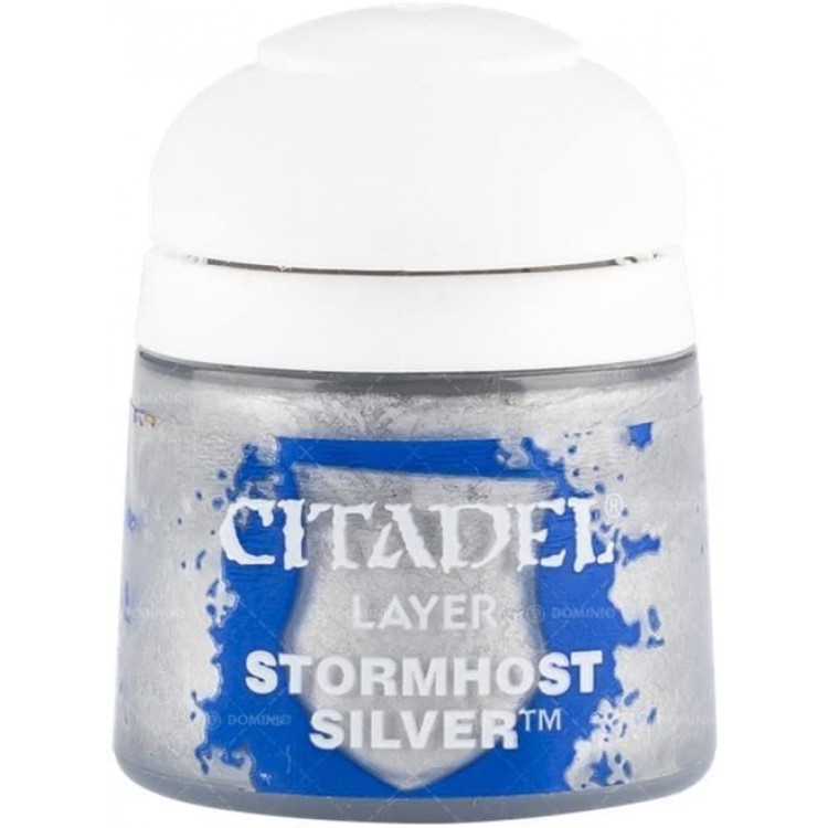 Citadel Layer Paint Stormhost Silver 12ml