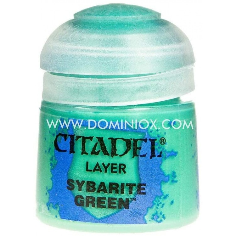 Citadel Layer Paint Sybarite Green 12ml