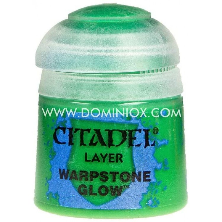 Citadel Layer Paint Warpstone Glow 12ml