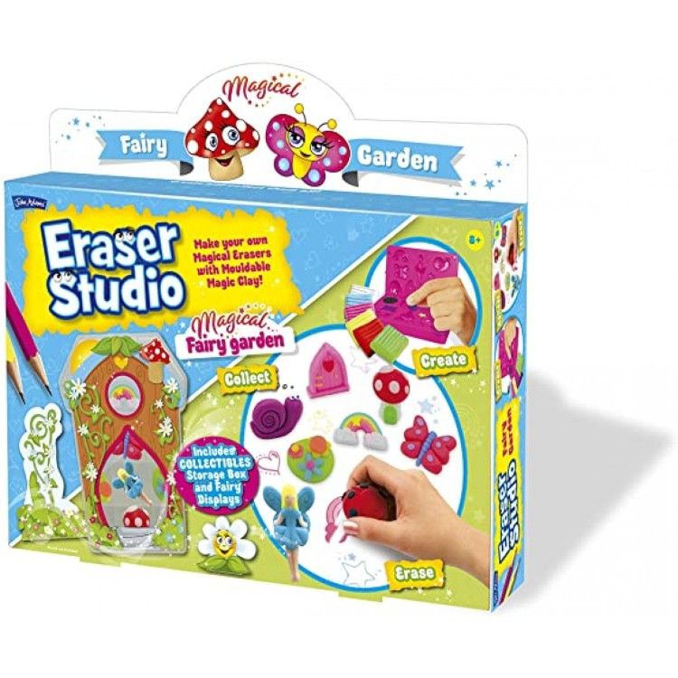 Eraser Studio Magical Fairy Garden