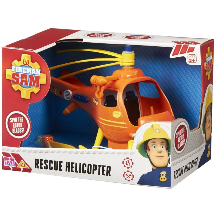 Fireman Sam Vehicle Wallaby Helicopter
