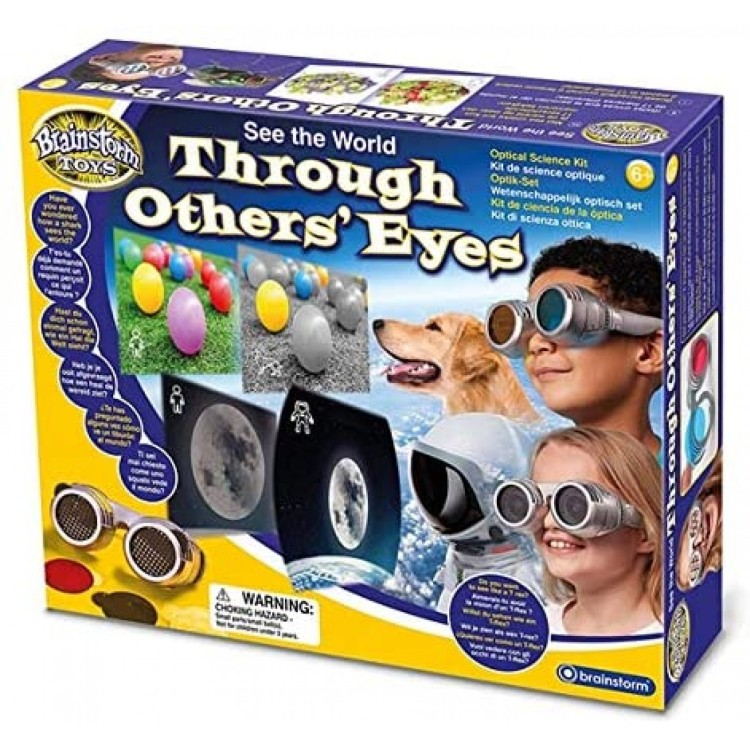 Brainstorm Toys See The World Through Others Eyes